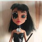 MISTRESS CLEO - OOAK Monster High Doll Repaint