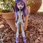ALLY'N - OOAK Monster High Doll Repaint