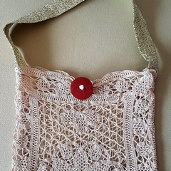Crochet Vintage Bag - small