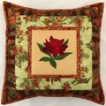 Australiana cushion cover - 'Waratah'