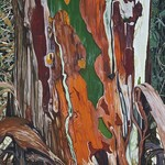 Karri Tree Large Print