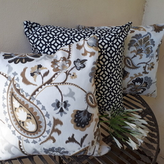 SET OF 3 x 50cm CUSHION