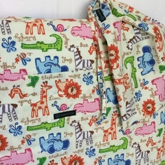 Kindy Sheet Set  ABC ANIMALS'