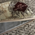 Marauders map pencil case