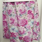 A-Line Colourful Cotton Print Skirts