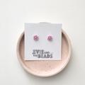 Mini Daisy Stud Earrings