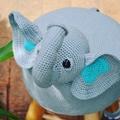 Abby the Elephant Stool