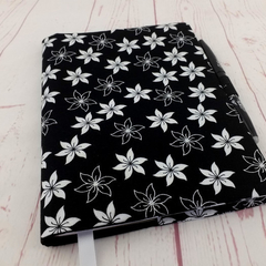 A5 Journal Cover With Double Offset Pen Loop