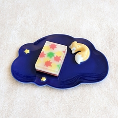Maple Leaves Soap Bar - Kawaii soap art