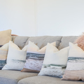 45 x 45cm Deluxe Belgian Linen Cushion Cover