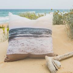 45 x 45cm Deluxe Belgian Linen Cushion Cover