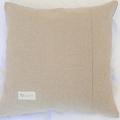 45 x 45cm Deluxe Belgian Linen Cushion Cover OG-1