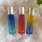Set of 3 Roller Bottles, Gradient Color