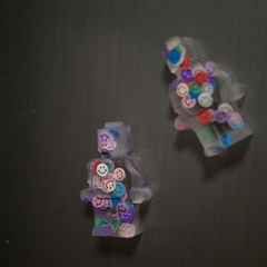 LEGO Minifigure Shaped Magnet