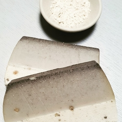 Clay soap bar