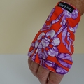Sunglove: golf, lycra, sun protection, palm free, fingerless, free post