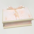 Ballet in Soft Pink Keepsake, Trinket, Jewellery, Memory, Wooden Box
