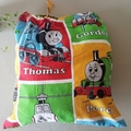 Thomas the tank engine library bag