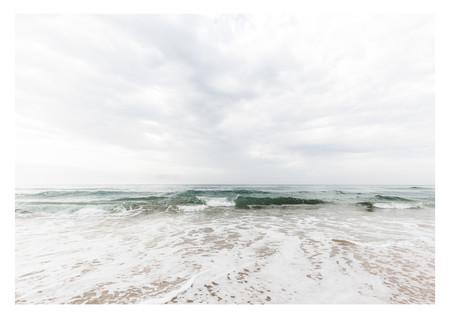 Ocean Grange 2 Photographic Print A3