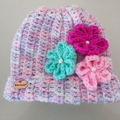 Designer Beanies   0 to 6 months      6 to 12 months  Made to order