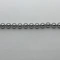 Swarovski Grey Pearl and Sterling Silver Bracelet