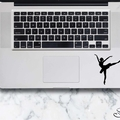 LAPTOP DECAL - Ballet Dancer - Ballerina