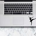 LAPTOP DECAL - Ballet Dancer - Ballerina