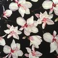 Ladies custom made 6-gore flip printed Cotton Sateen Skirt-Page 1/4.