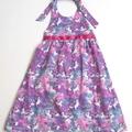 Size 7 - Party Unicorn Dress