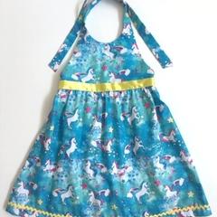 Size 4 - Party Unicorn Dress
