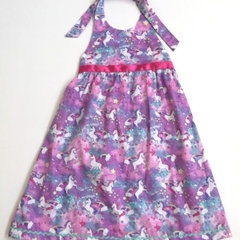 Size 7 - Party Unicorn Dress