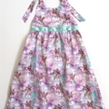 "Size 8 - ""Purple Haze"" Unicorn Dress"