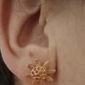 Daisy Chain Stud Earring