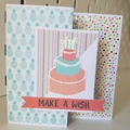 Make a wish - Birthday Card