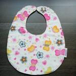 Waterproof Baby Adjustable Dribble Bib