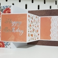 Happy Birthday - Birthday Card
