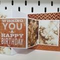 Wishing You a Happy Birthday - Birthday Card