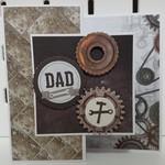 Dad - Card