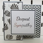 Deepest Sympathy - Birthday Card