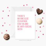 Funny Anniversary / Valentine Card | For Him, For Her | GCLFA6013