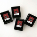 CHOOSE YOUR LETTER - pendants made from vintage typewriter keys, boxed
