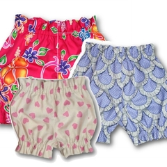 Girls Cotton Bloomers