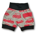 BOYS Knit Banded Shorties