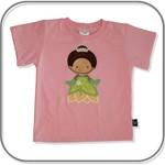SIZE 3 Handmade Princess T-shirt
