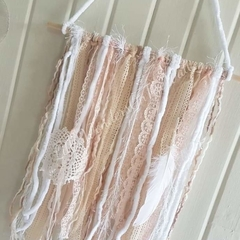 Neutral, Natural toned Wall Hanging