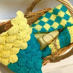 Washcloths Spa cloths or Dishcloths
