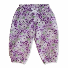 SIZE 0 Purple Daisy Play Pants - FREE POST