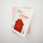 New Home Card | Housewarming Card, Moving Card