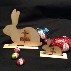 Easter Bunny - Small Set of 4