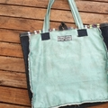 Earth friendly, sustainable market bag